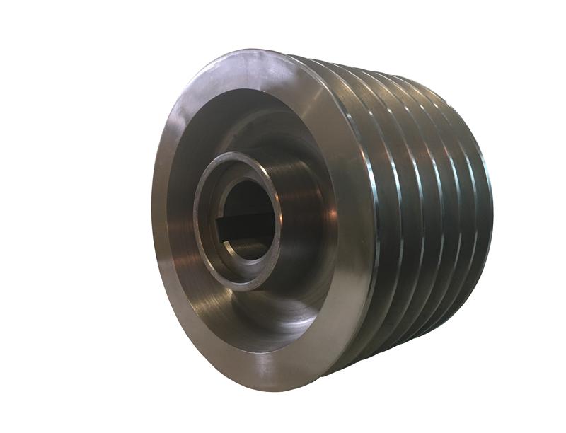 Шкив-привода-двухмашинного-агрегата-ТЭМ2Т.85.60.175-размер