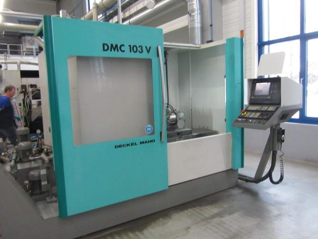 Maho DMC 103 V vert. CNC BAZ-3   12.17 (1)